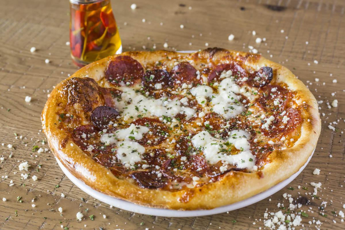 Pizza Diavola - Food