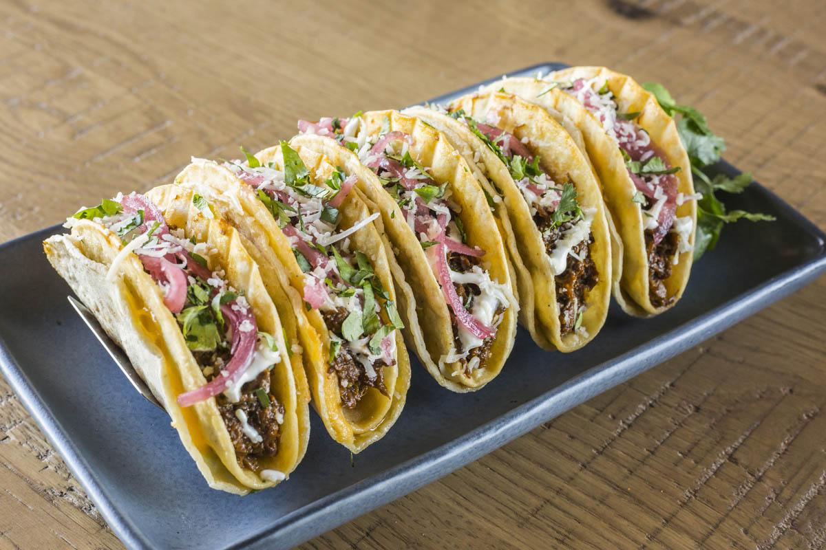 Barbacoa Taco - Food