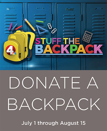 Donate a backpack