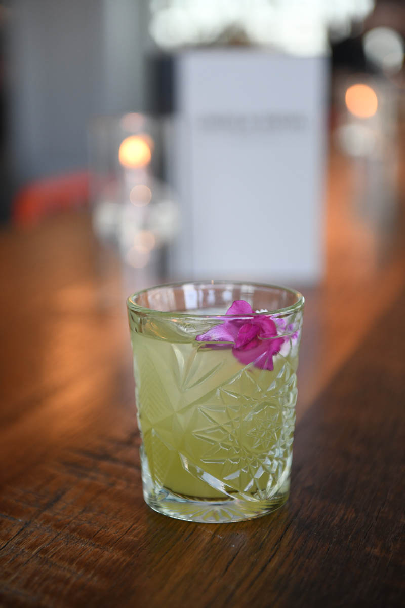 Lincoln Social specialty cocktail