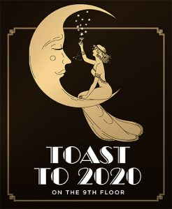 Toast to 2020 at Lincoln Social
