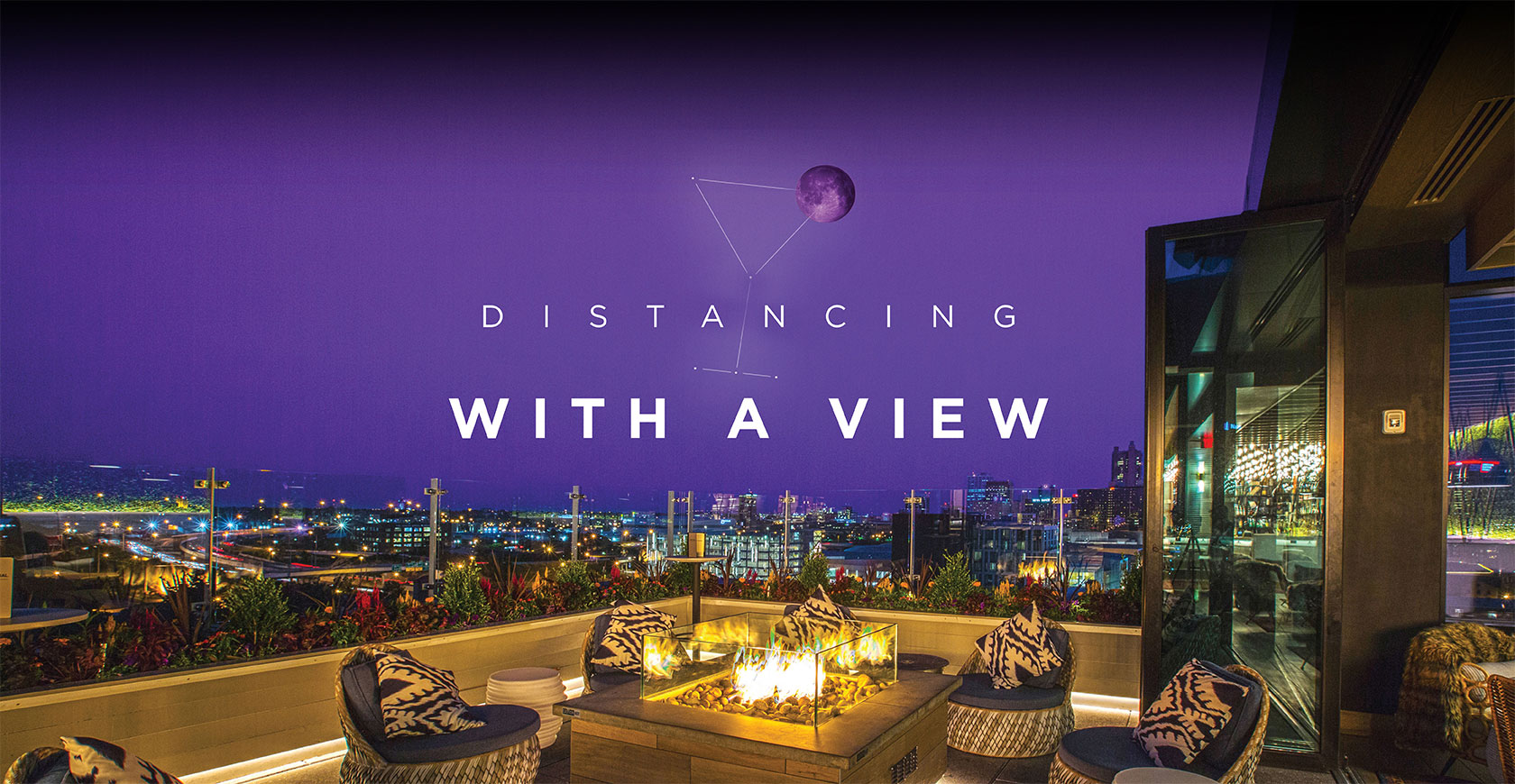 Distancing with a View