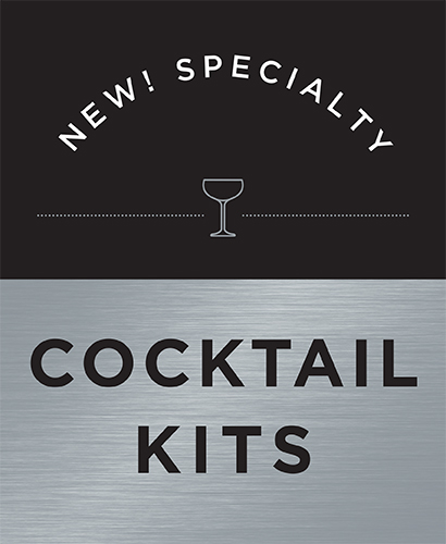 New! Specialty Cocktail Kits